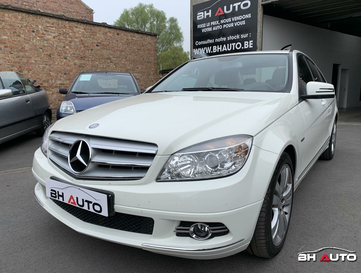 Mercedes-Benz C 200 CDI BlueEFFICIENCY Avangarde