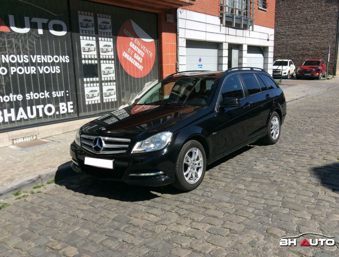 Mercedes-Benz C 180 120 BE AVANTGARDE