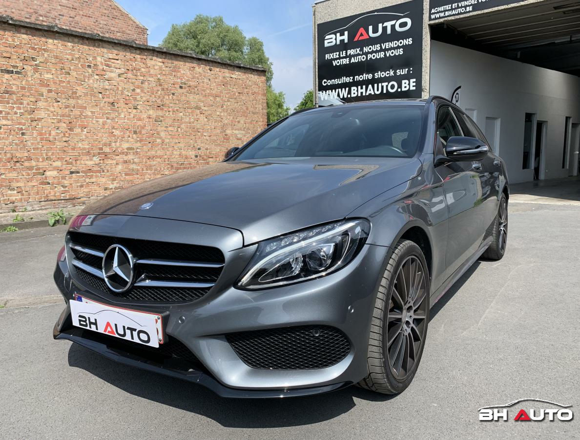 Mercedes-Benz C 180 break pack AMG auto