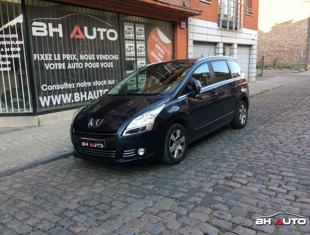 Peugeot 5008 1.6 HDI 114 STYLE 7PL