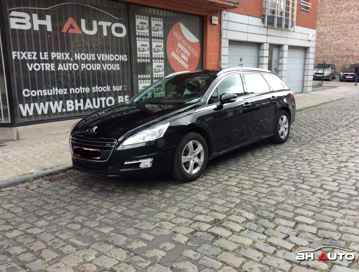 Peugeot 508 SW 1.6 e-HDI 114 BUSINESS