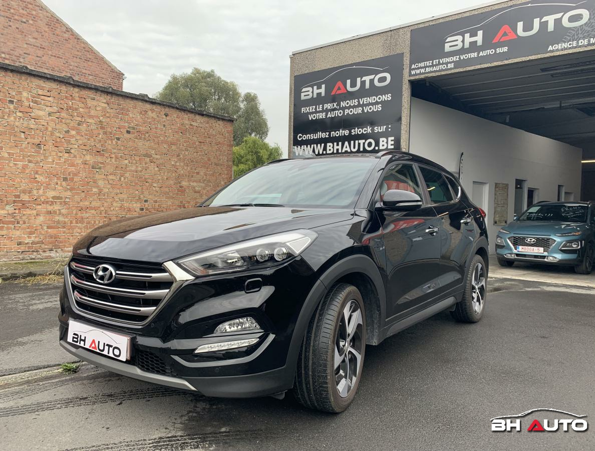 Hyundai Tucson 1.6 T-GDi 2WD Executive