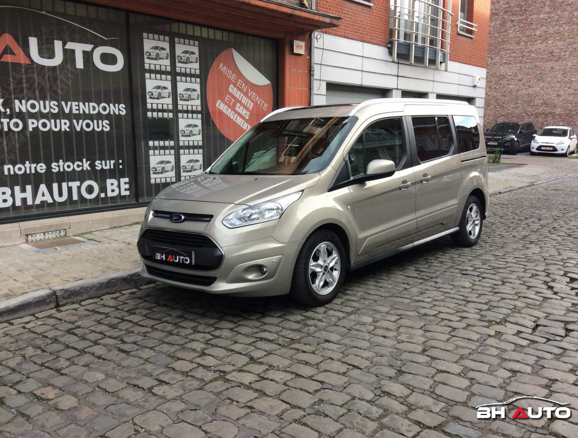 Ford Tourneo 1.5 TDCI 120 CONNECT