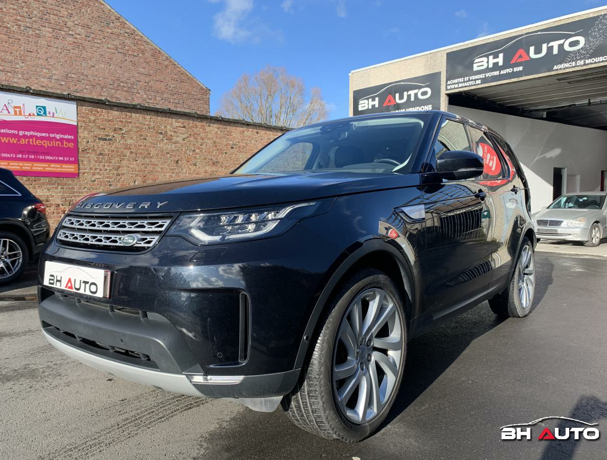 Land Rover Discovery TD4 HSE