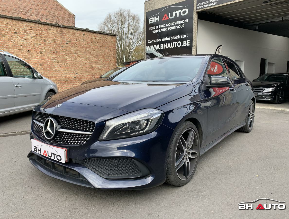 Mercedes-Benz A 160 Pack AMG