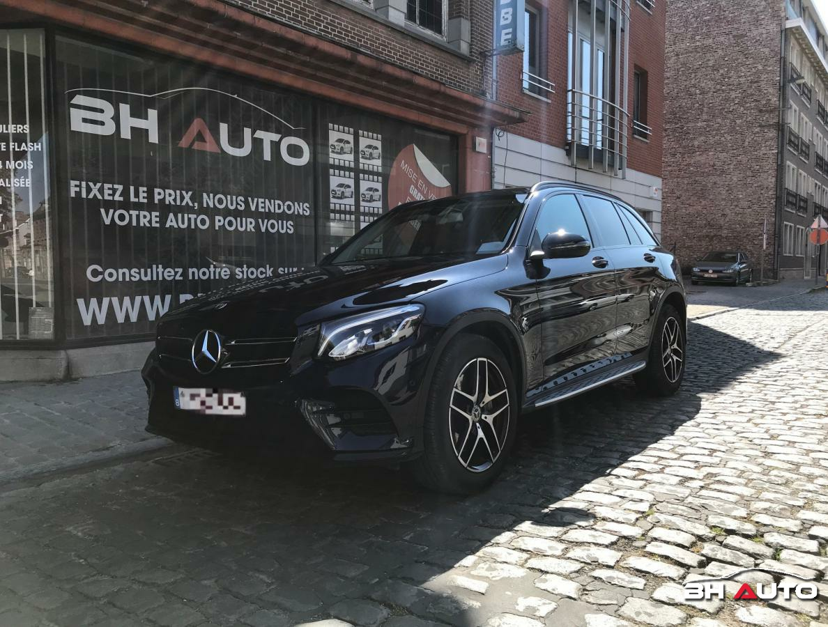 Mercedes-Benz GLC 220d Blue Tec 4Matic