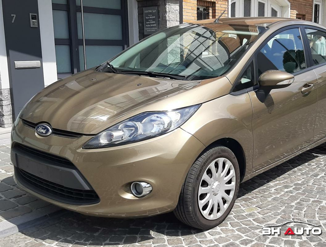 Ford Fiesta 5p 1200 60Kw