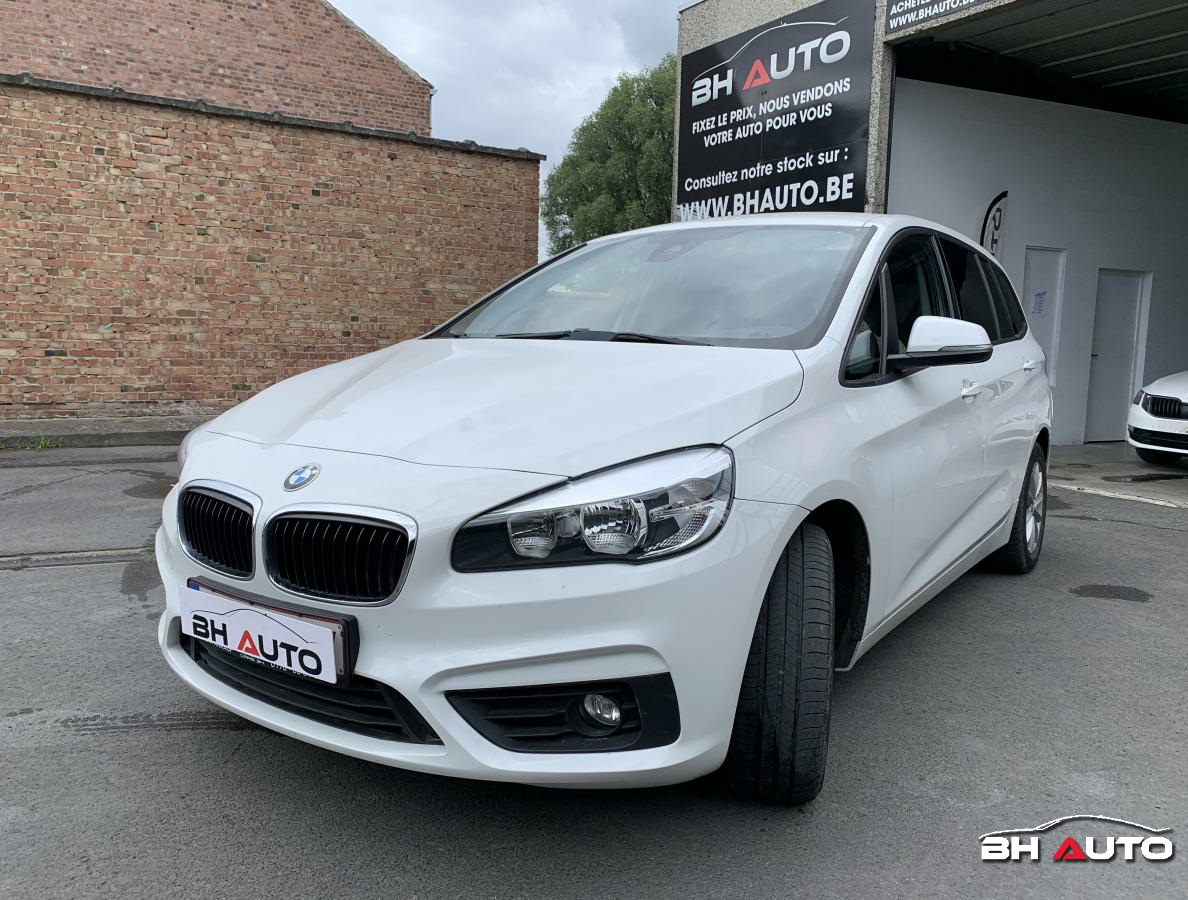 BMW 216 D Grand  tourer 7places