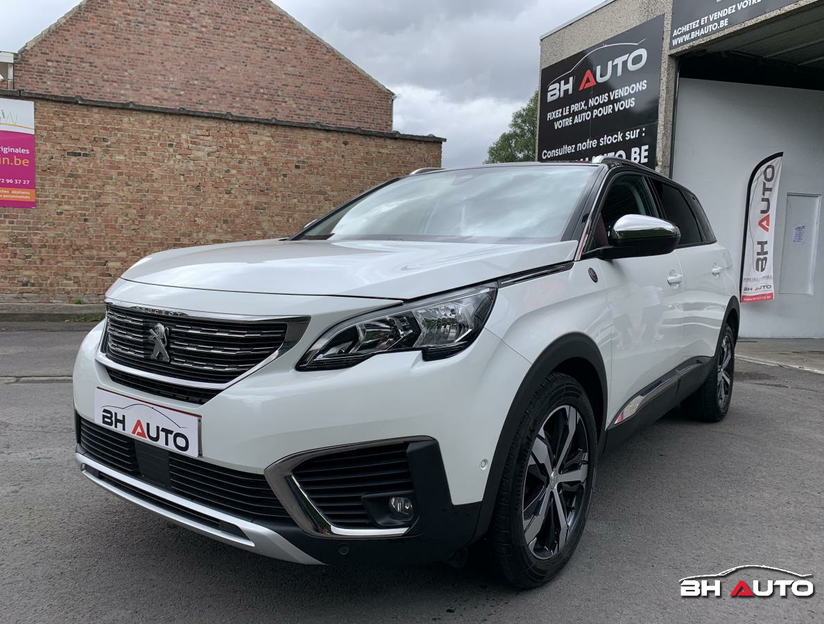 Peugeot 5008 1.2 Pure Tech Crossway 7 Places