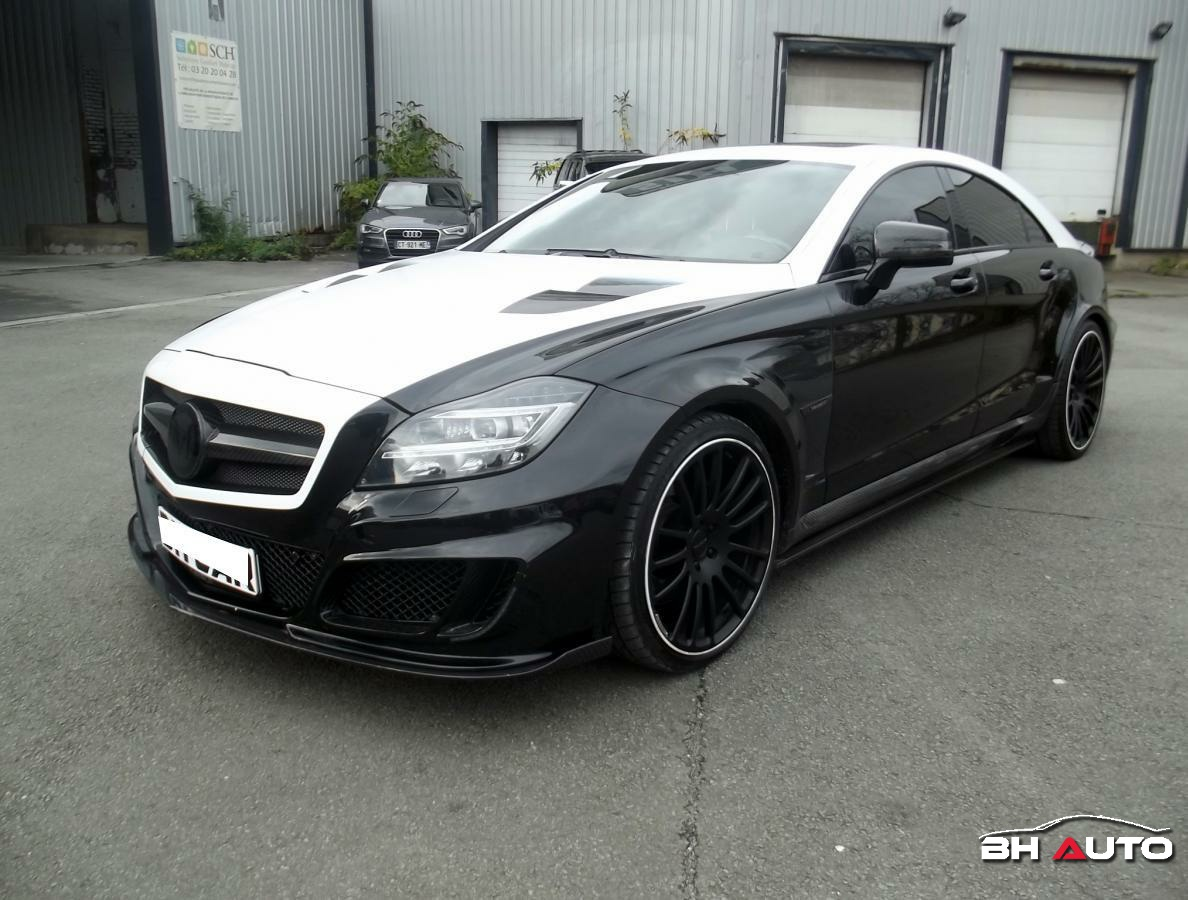 MERCEDES CLS 63 AMG MANSORY